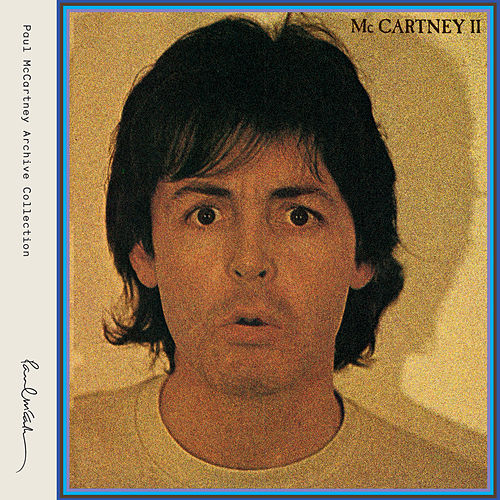 McCartney II (Hi-res Limited Version) by Paul McCartney