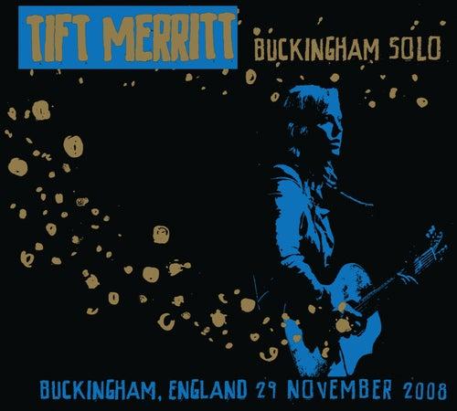 Buckingham Solo (Digital PDF Booklet) by Tift Merritt
