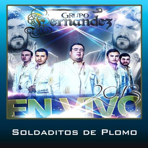Soldaditos de Plomo (En Vivo) by Grupo Fernandez