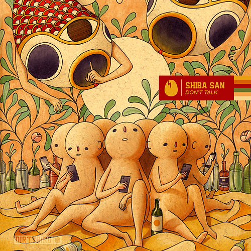 Don't Talk - Single de Shiba San