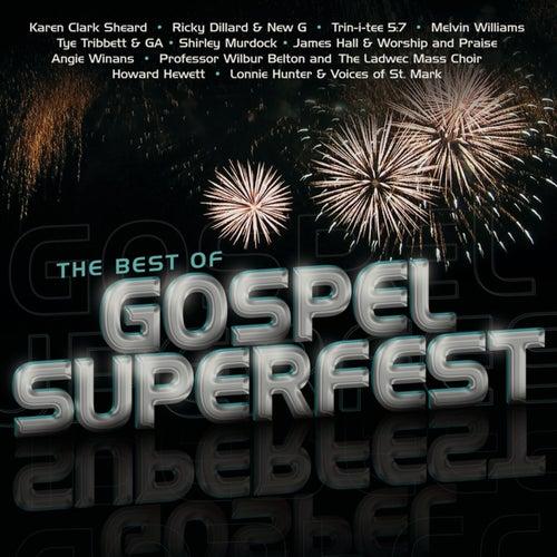 The Best Of Gospel Superfest de Various Artists