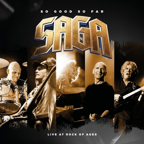 So Good so Far-Live at Rock of Ages de Saga