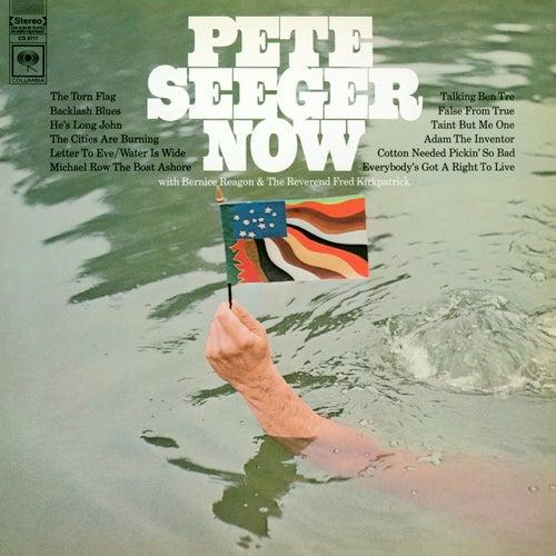 Pete Seeger Now (Live) de Pete Seeger