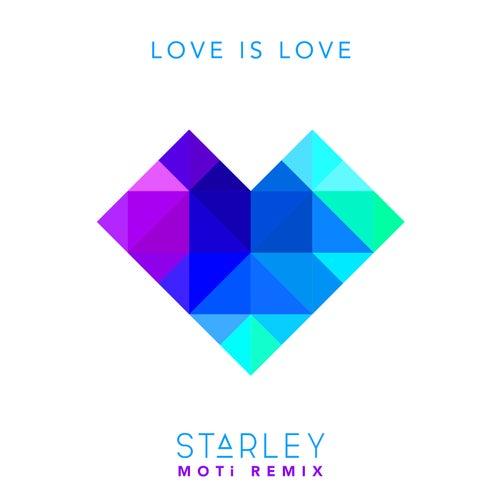 Love Is Love (MOTi Remix) de Starley
