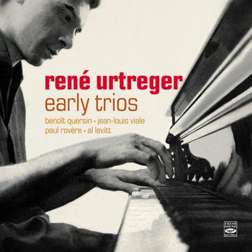Early Trios 1954-1957 by René Urtreger