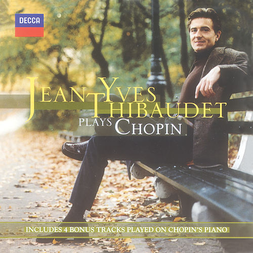 Chopin: Piano Works by Jean-Yves Thibaudet