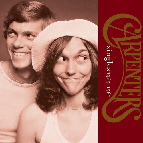 Singles 1969-1981 von Carpenters