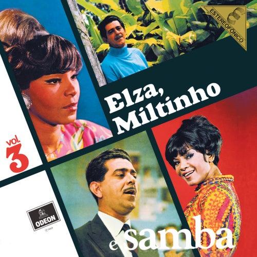 Elza, Miltinho E Samba (Vol. 3) de Elza Soares