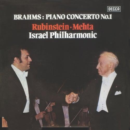 Brahms: Piano Concerto No. 1 de Arthur Rubinstein