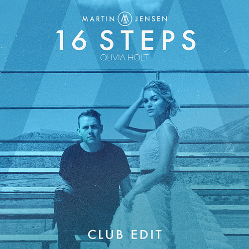 16 Steps (Club Edit) de Martin Jensen
