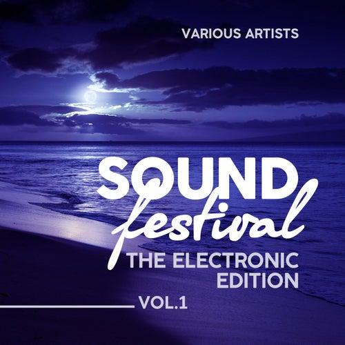 Sound Festival (The Electronic Edition), Vol. 1 de Various Artists