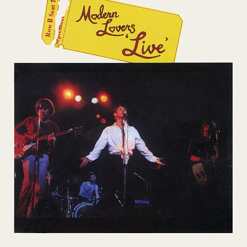 Modern Lovers (Live) de The Modern Lovers