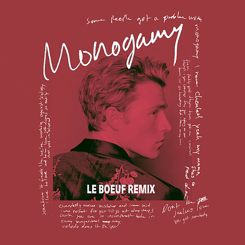 Monogamy (Le Boeuf Remix) de Christopher