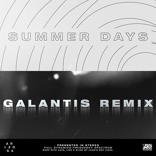 Summer Days (Galantis Remix) by A R I Z O N A