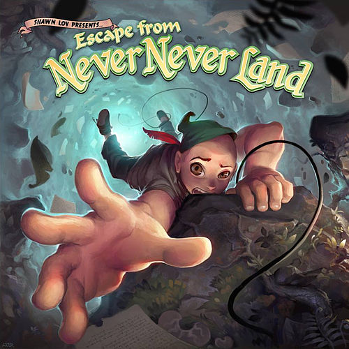 Escape from Never Never Land by Shawn Lov