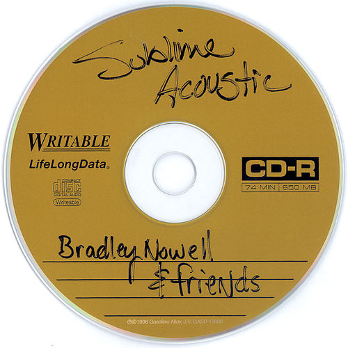 Sublime Acoustic: Bradley Nowell & Friends di Sublime