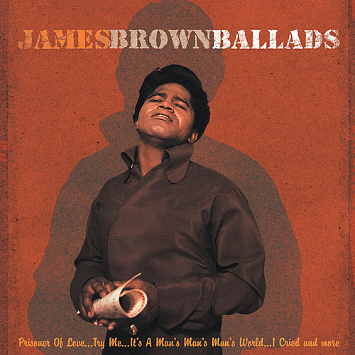 Ballads by James Brown