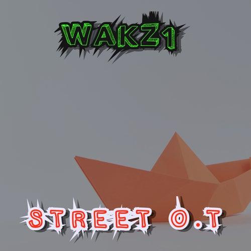 Street O.T de Wakz1