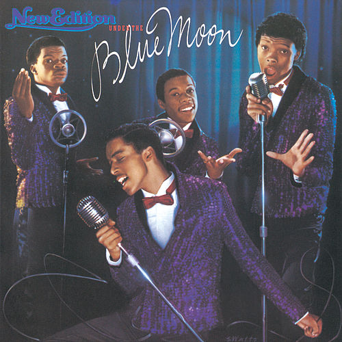 Under The Blue Moon (Reissue) by New Edition