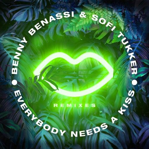 Everybody Needs A Kiss (Remixes) by Benny Benassi