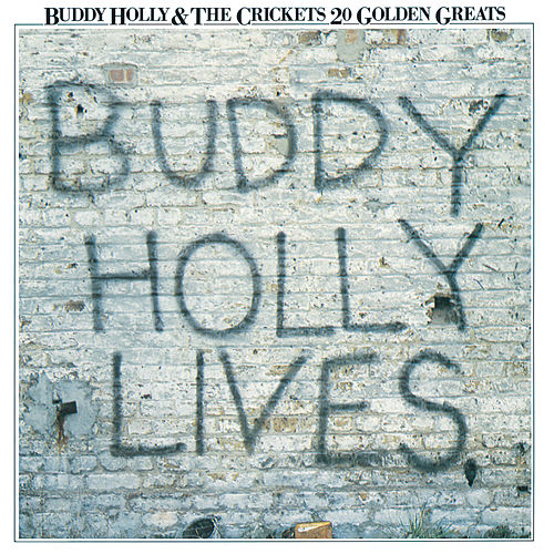 20 Golden Greats: Buddy Holly Lives van Buddy Holly