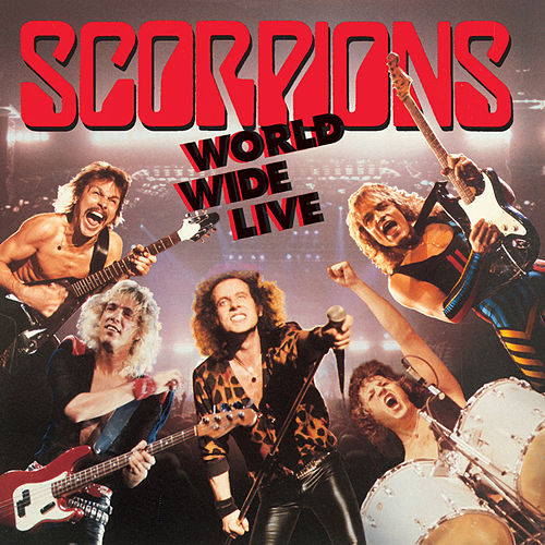 World Wide Live by Scorpions
