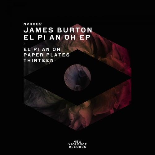 El Pi an Oh EP von James Burton