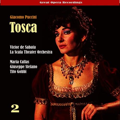 Giacomo Puccini: Tosca (Callas,Di Stefano,Gobbi) [1953], Vol. 2 de Chorus