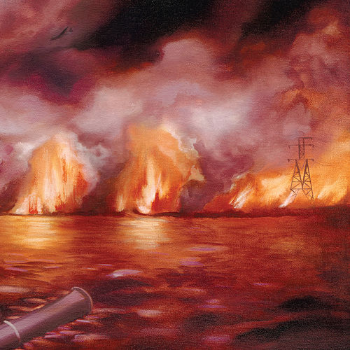 The Besnard Lakes Are the Roaring Night by The Besnard Lakes