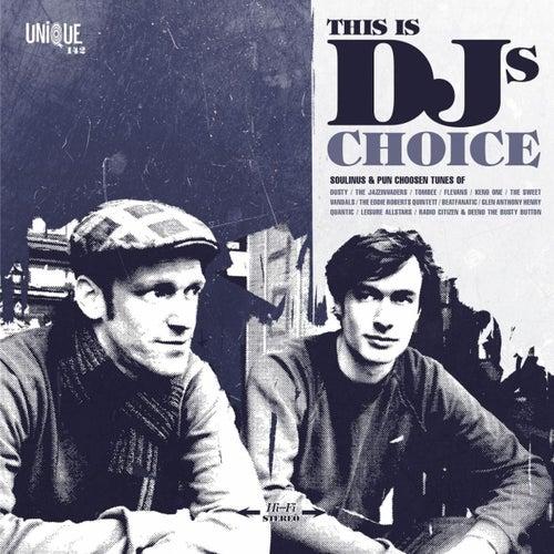 This Is Djs Choice  Soulinus & Pun de Various Artists