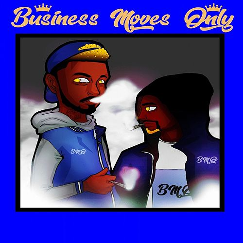 Party in Metropolis by Business Moves Only