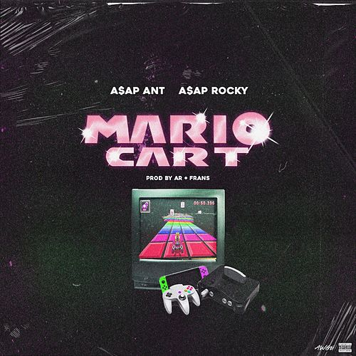 Mario Cart by A$AP Ant