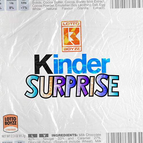 Kinder Suprise by LottoBoyzz