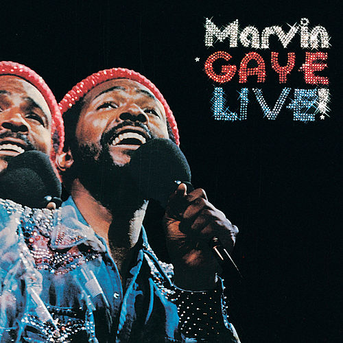 Live (Expanded Edition) de Marvin Gaye