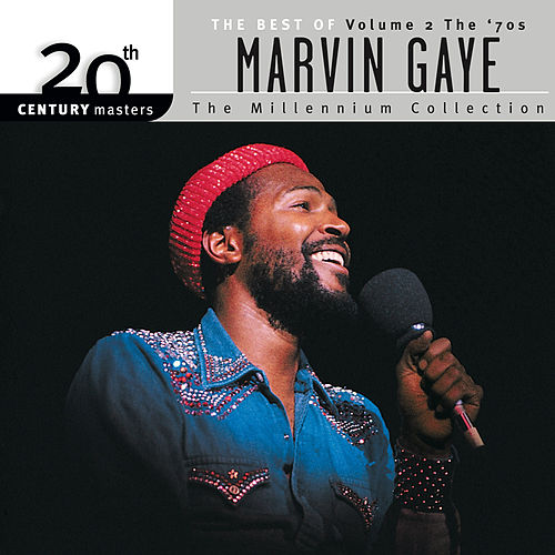 20th Century Masters: The Millennium Collection: The Best Of Marvin Gaye, Vol 2: The 70's de Marvin Gaye