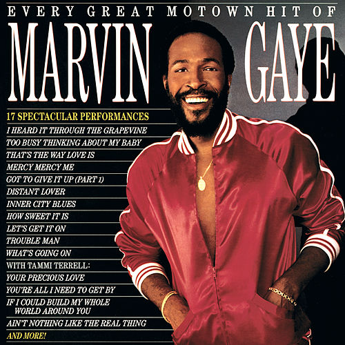 Every Great Motown Hit Of Marvin Gaye de Marvin Gaye