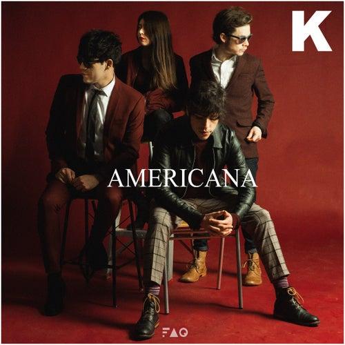 Americana von Kolumbia