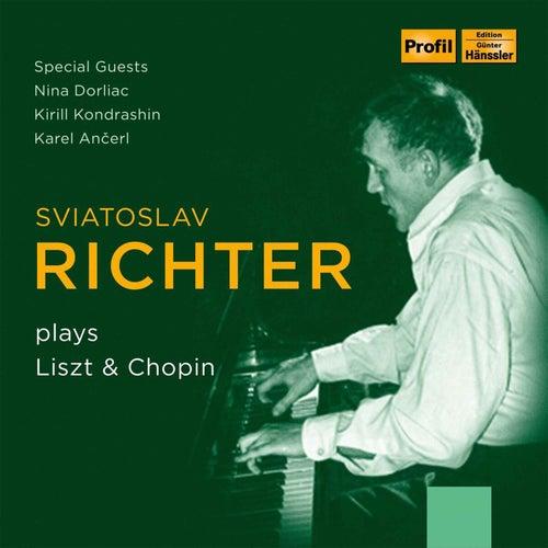 Sviatoslav Richter plays Liszt & Chopin by Johannes Brahms
