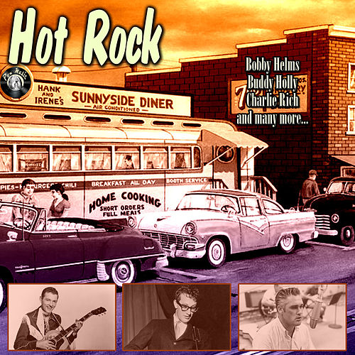 Hot Rock by Various Artists