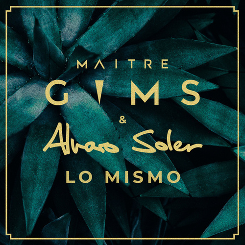 Lo Mismo (Jugglerz Remix) by Maître Gims