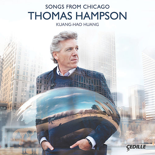 Songs from Chicago de Thomas Hampson