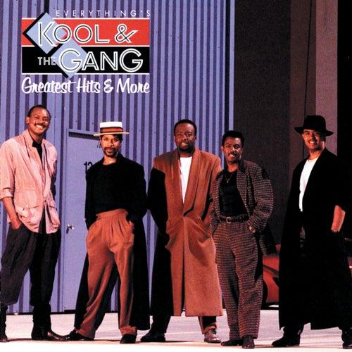 Everything's Kool & The Gang (Greatest Hits & More) de Kool & the Gang