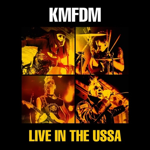 Live in the USSA de KMFDM