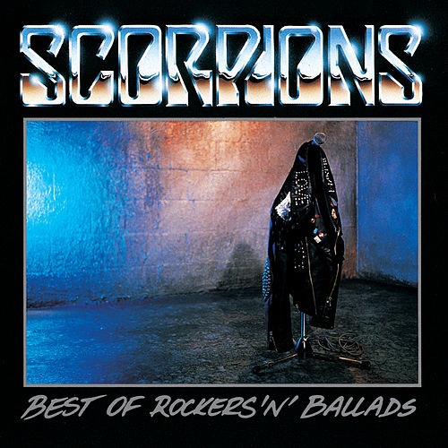 Best Of Rockers 'N' Ballads de Scorpions
