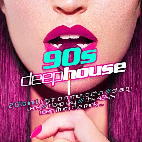 90s Deep House von Various Artists