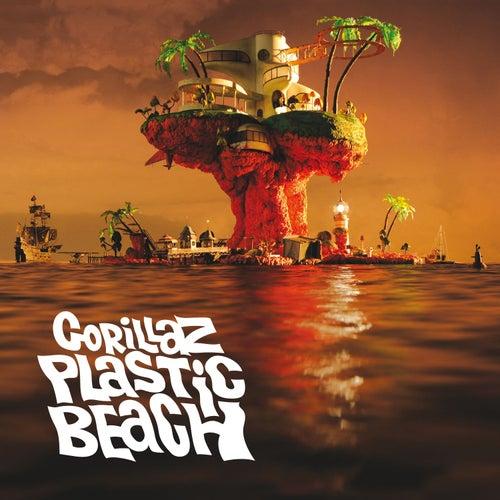 Plastic Beach von Gorillaz
