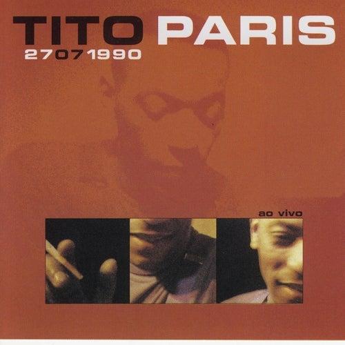 27-07-1990 Ao vivo by Tito Paris
