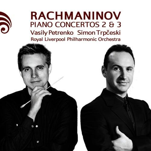 Rachmaninov: Piano Concertos 2 & 3 von Royal Liverpool Philharmonic Orchestra