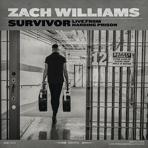 Survivor: Live From Harding Prison - EP by Zach Williams