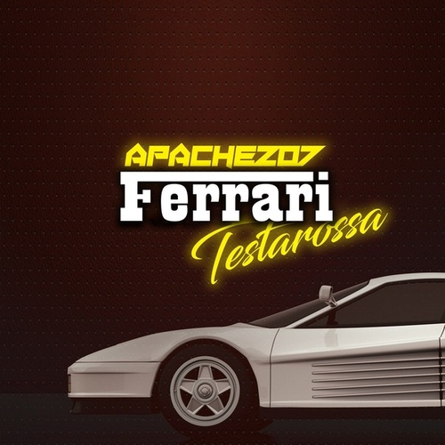 Ferrari Testarossa von Apache 207